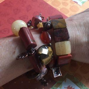 Jewelry - 1 bracelet/2 ankle bracelets